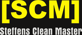 SCM Steffens Clean Master - Logo